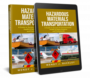 Book Cover - Hazmat Transportation for EHS Students & Professionals